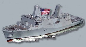 small USS New York