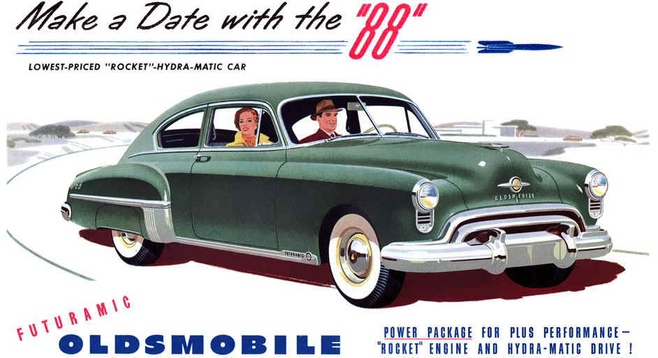 Retro 1949 Futuramic Oldsmobile 88.jpg (112894 bytes)