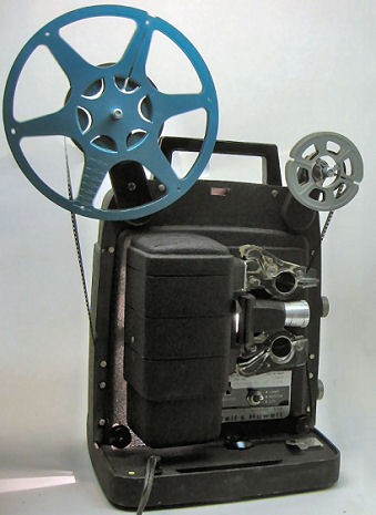 Retro~Bell & Howell 256 Auto Load 8mm Projector.jpg (32749 bytes)
